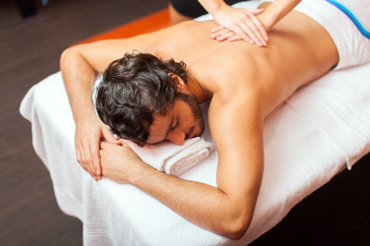 Swedish Massage, Rocking Sequences, Deep Tissue Massage